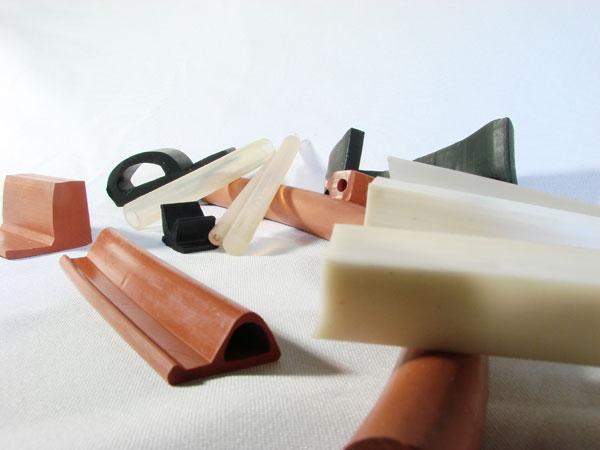 Fabricante de perfiles y burletes de caucho mega industrial - Burlete de silicona ...