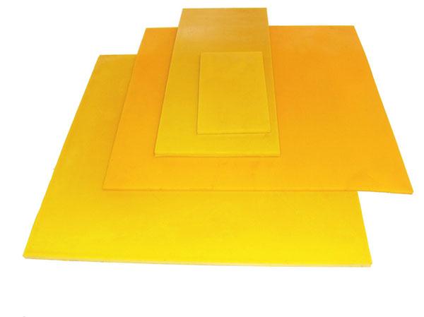 Fabricante de planchas de poliuretano